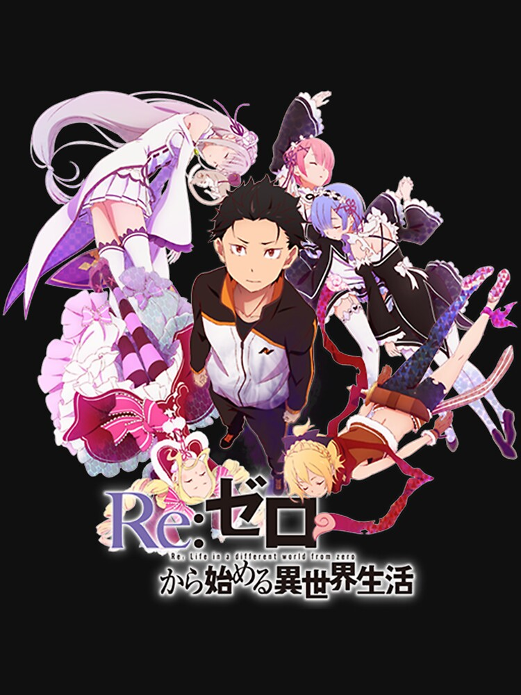 Re:ZERO Starting Life In Another World by Manias