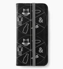 Catfish And The Bottlemen Design iPhone Wallet/Case/Skin