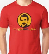 MAGNUM P.I. TV SERIES T-Shirt