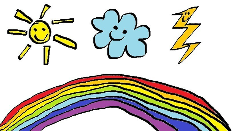 Happy Weather by bubblegumm