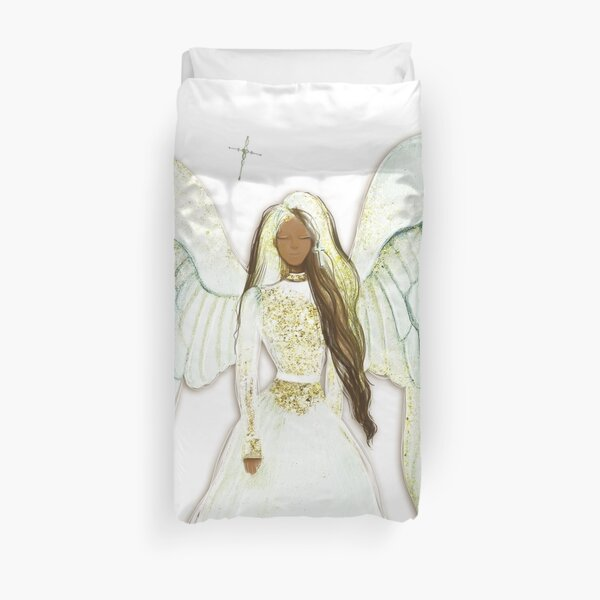 Believe Duvet Cover