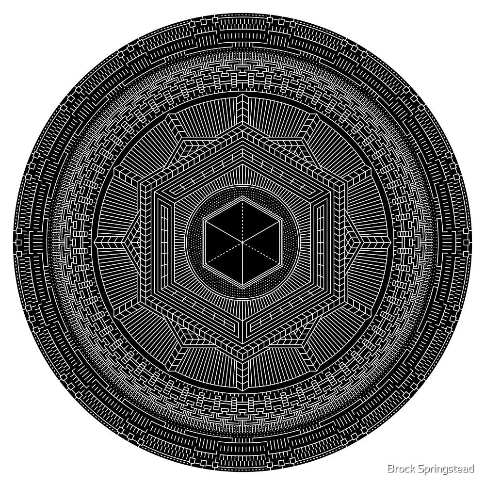 """Hexahedron"" by Brock Springstead"