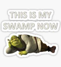 Shrek Sticker