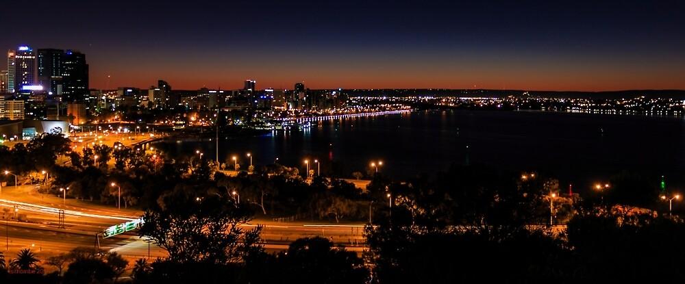 Perth Sunrise by IsithombePhoto