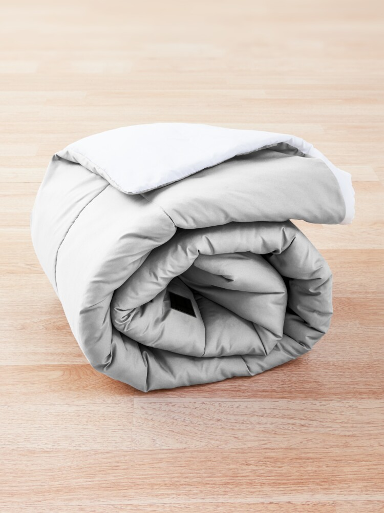 Alternate view of LGBT Quarantini Comforter