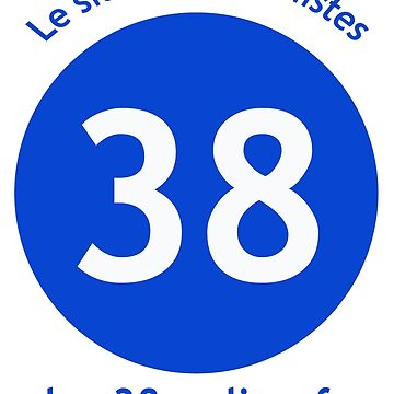 Bus 38 Paris (logo) light by bus38