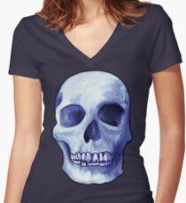 Bones IX Women's Fitted V-Neck T-Shirt