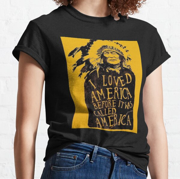 American Genocide#Native American Genocide Classic T-Shirt