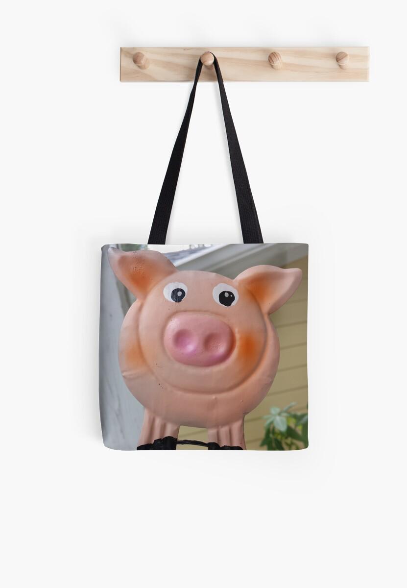 Here Piggy Piggy Piggy by Scott Mitchell