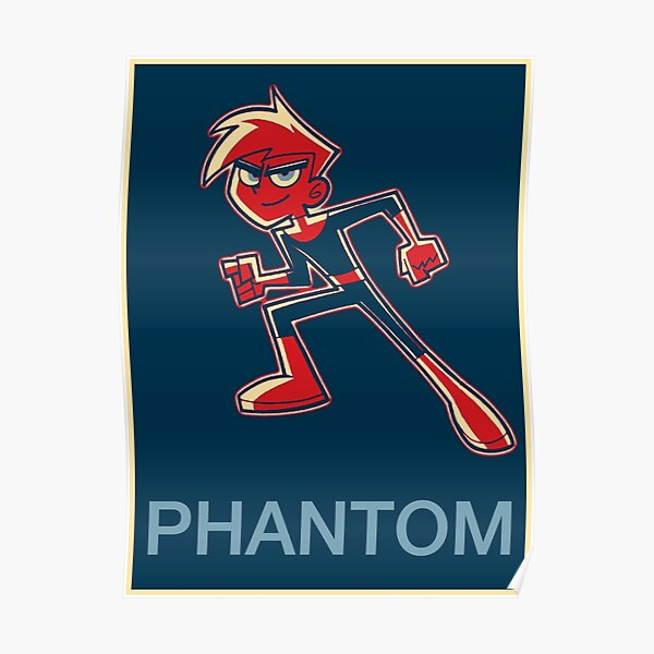 Danny Phantom USA  Poster