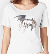 If Pigs Could Fly  Women's Relaxed Fit T-Shirt