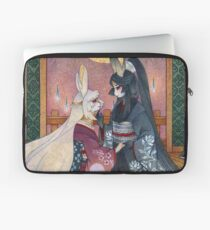Miri & Akemi - Moon Rabbit Usagi Laptop Sleeve