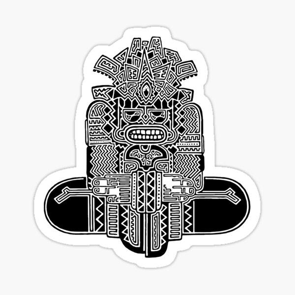 Trader King II Sticker