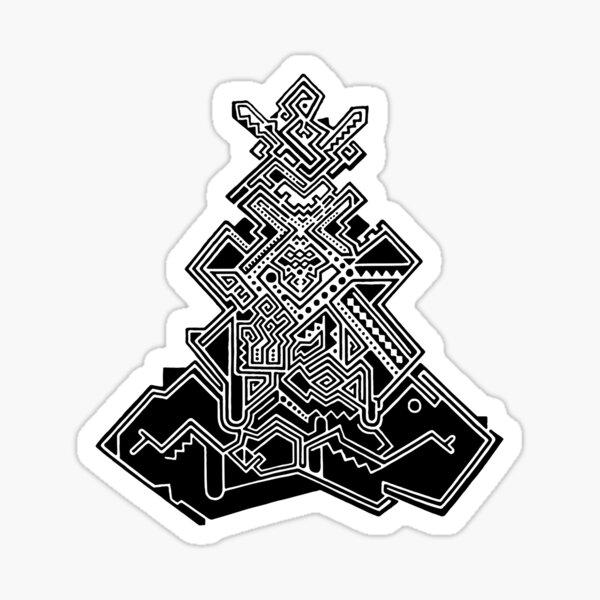 Self Transforming Machine Elf Sticker