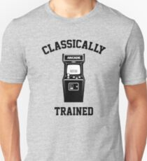 Gamer Classically Trained T-Shirt