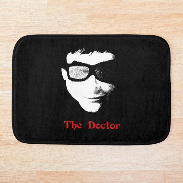 The Doctor - Portrait Bath Mat
