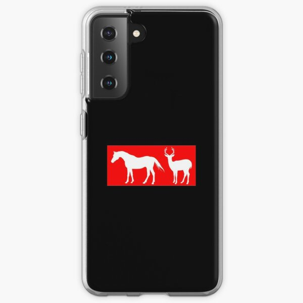 Horse Deer Samsung Galaxy Soft Case