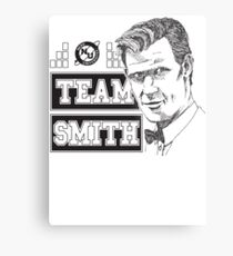 TEAM SMITH Metal Print