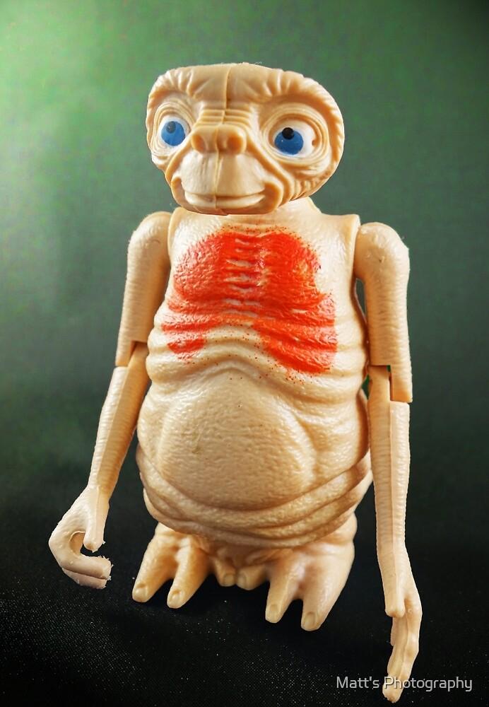 ET Figure Toy Portrait by Matt's Photography