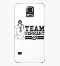 TEAM TENNANT Case/Skin for Samsung Galaxy