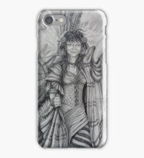 Debra iPhone Case/Skin