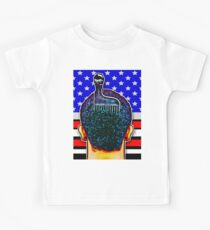 """BLACK POWER & AFRO PICKS"" Kids Clothes"