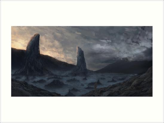 Dawn's First Light by Reuben Lane