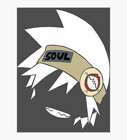 Soul - Soul Eater Photographic Print