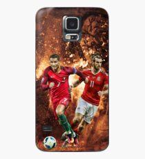 Gareth Bale vs Cristiano Ronaldo Case/Skin for Samsung Galaxy