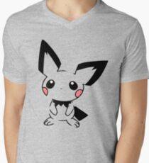 Pichu Men's V-Neck T-Shirt