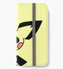 Pichu iPhone Wallet/Case/Skin