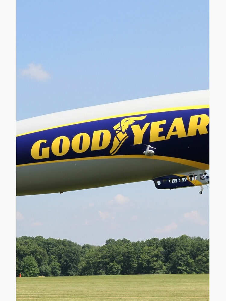 Goodyear Zeppelin NT by SirEagle
