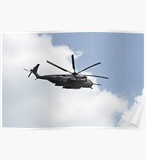 Sikorsky CH-43 Sea Stallion Poster