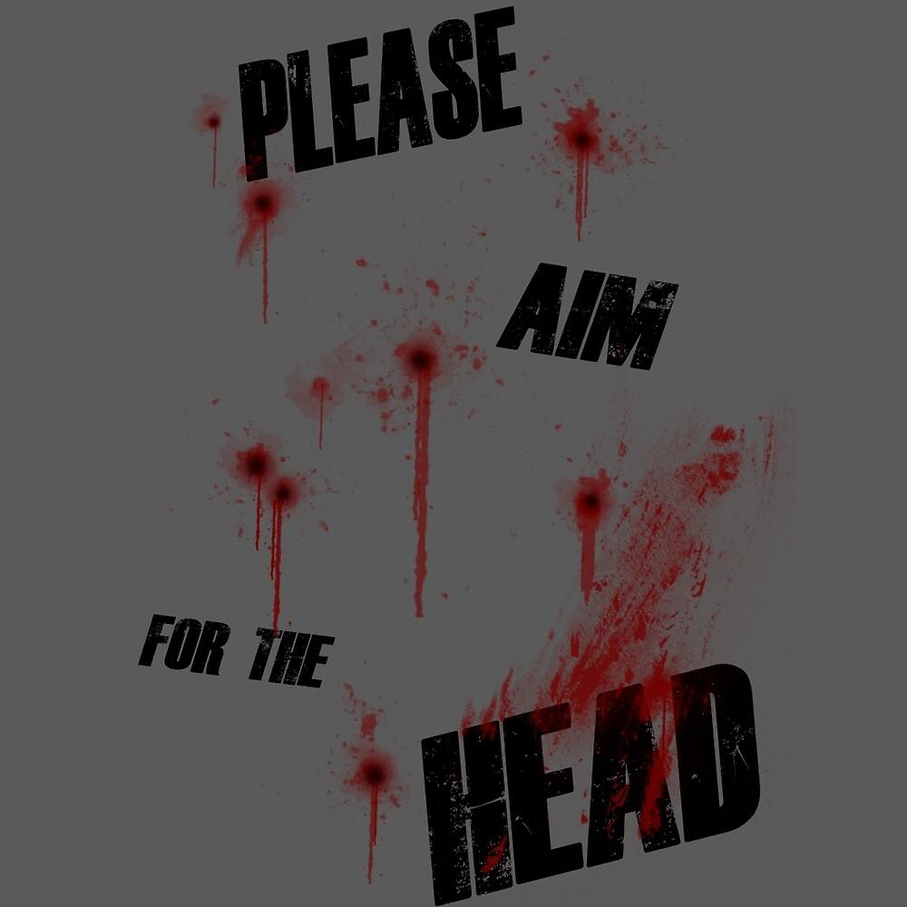 I'm a zombie... by Lightning94