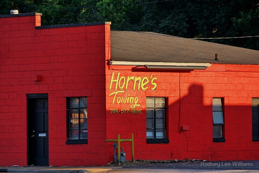 Horne's Towing by Rodney Lee Williams