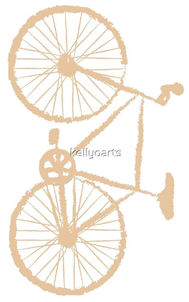 Biker by kellyoarts