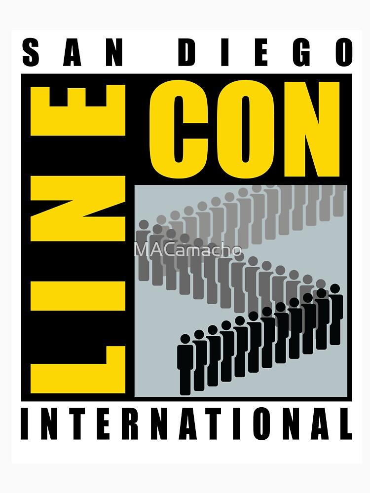 San Diego Line Con International by MACamacho