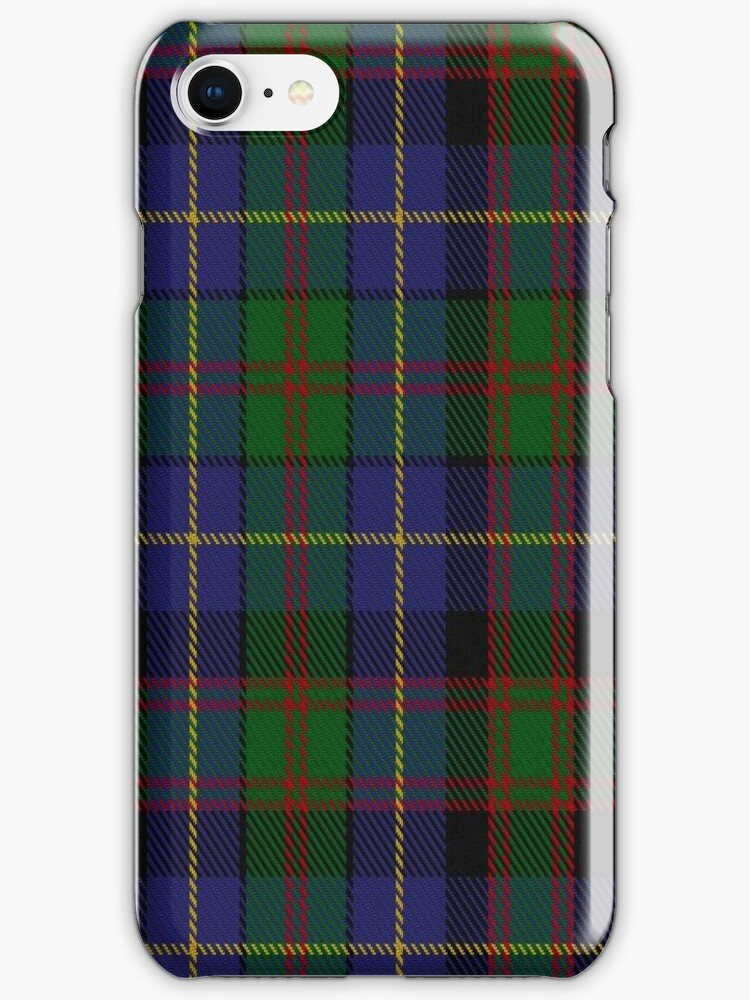 01524 Akins of Candler Tartan  by Detnecs2013