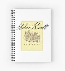 Cuaderno de espiral Parker Knoll Chardonnay