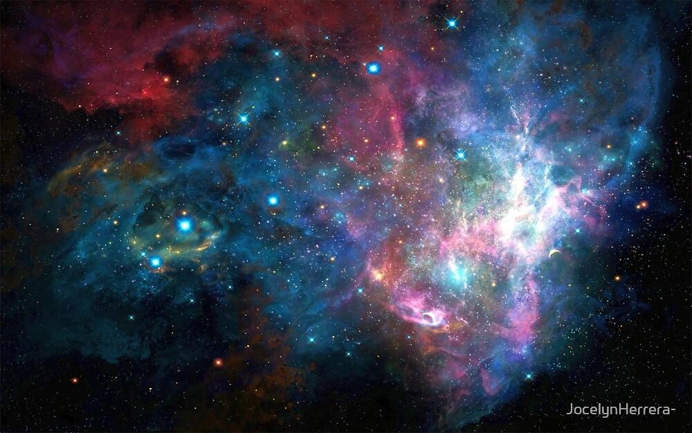 Galaxy by JocelynHerrera-