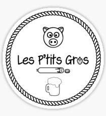 Les P'tits Gros Sticker