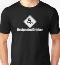 Designated Drinker Unisex T-Shirt
