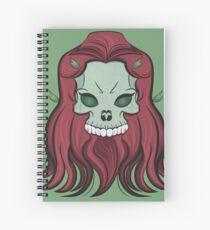 Poison Ivy Spiral Notebook