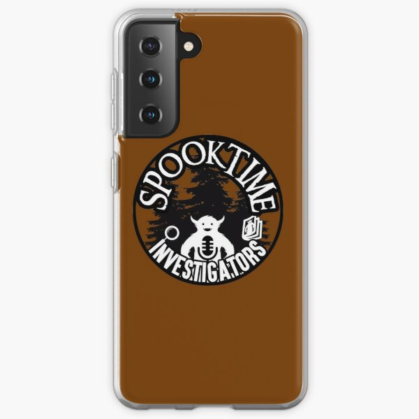 The Spooktime Investigators  Samsung Galaxy Soft Case
