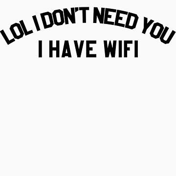 Wifi I by hunnydoll
