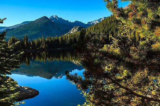 Bear Lake Rocky Mountain National Park by bengraham