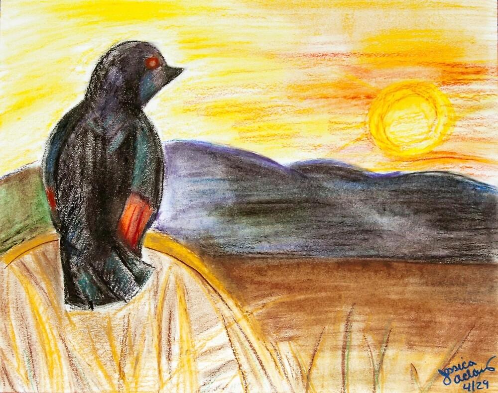 Mountain Bird by Jessica Tomaino