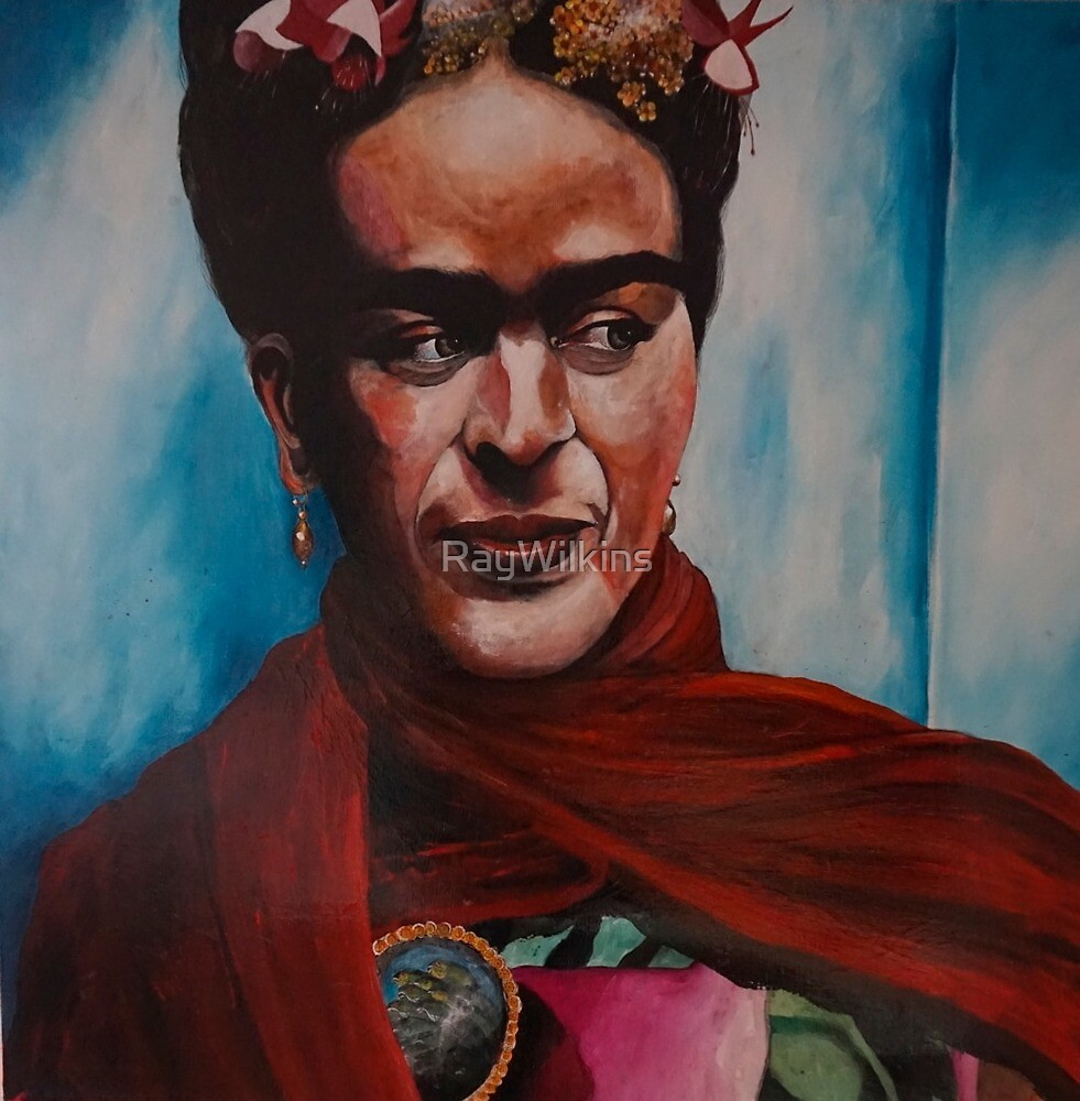 Frida by RayWilkins