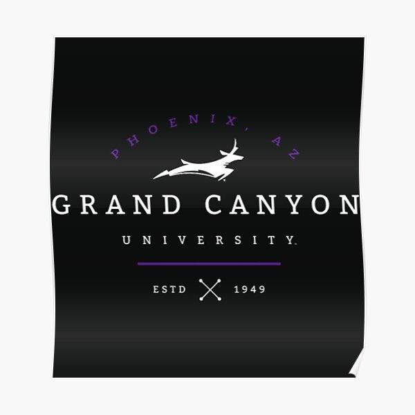 Gcu Academic Calendar 2022 2023.Grand Canyon University Posters Redbubble