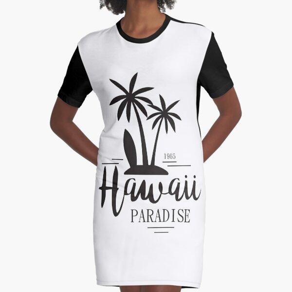HAWAI-PARADIES T-Shirt Kleid